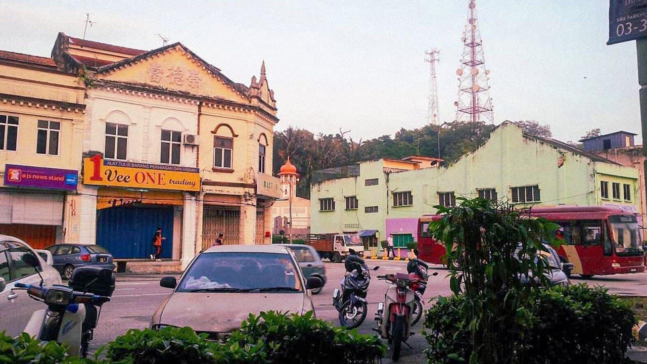 Sejarah Pekan Lama Kuala Selangor