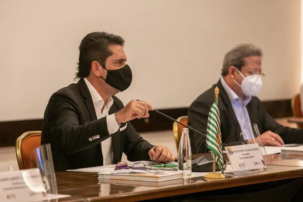 El gobernador del Meta, Juan Guillermo Zuluaga Cardona, aseguró en nombre de los mandatarios departamentales del país que la ley de garantías se debe eliminar