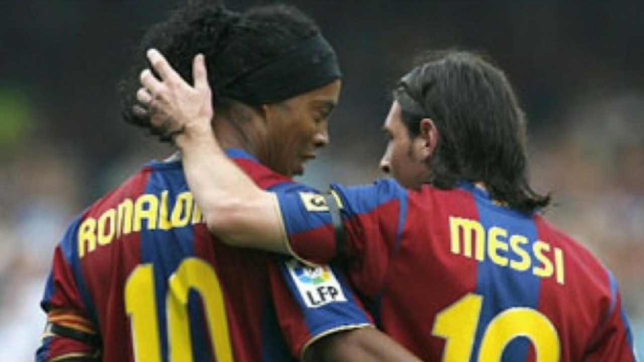 Frank Lampard Sebut Messi dan Ronaldinho Lawan Tersulit Yang Pernah Dia Lawan