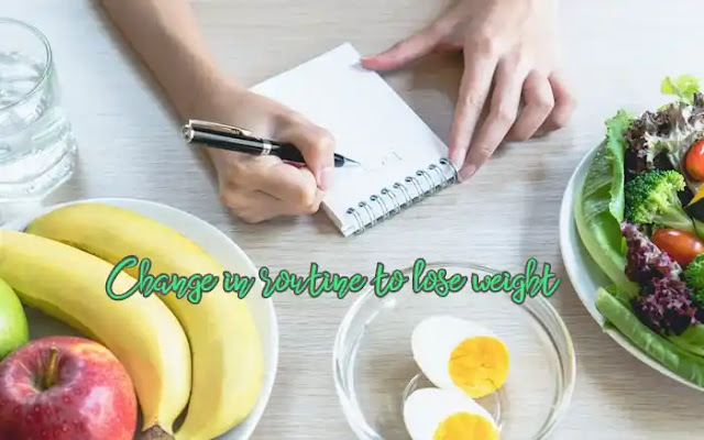 Weight loss tips at home for men and women