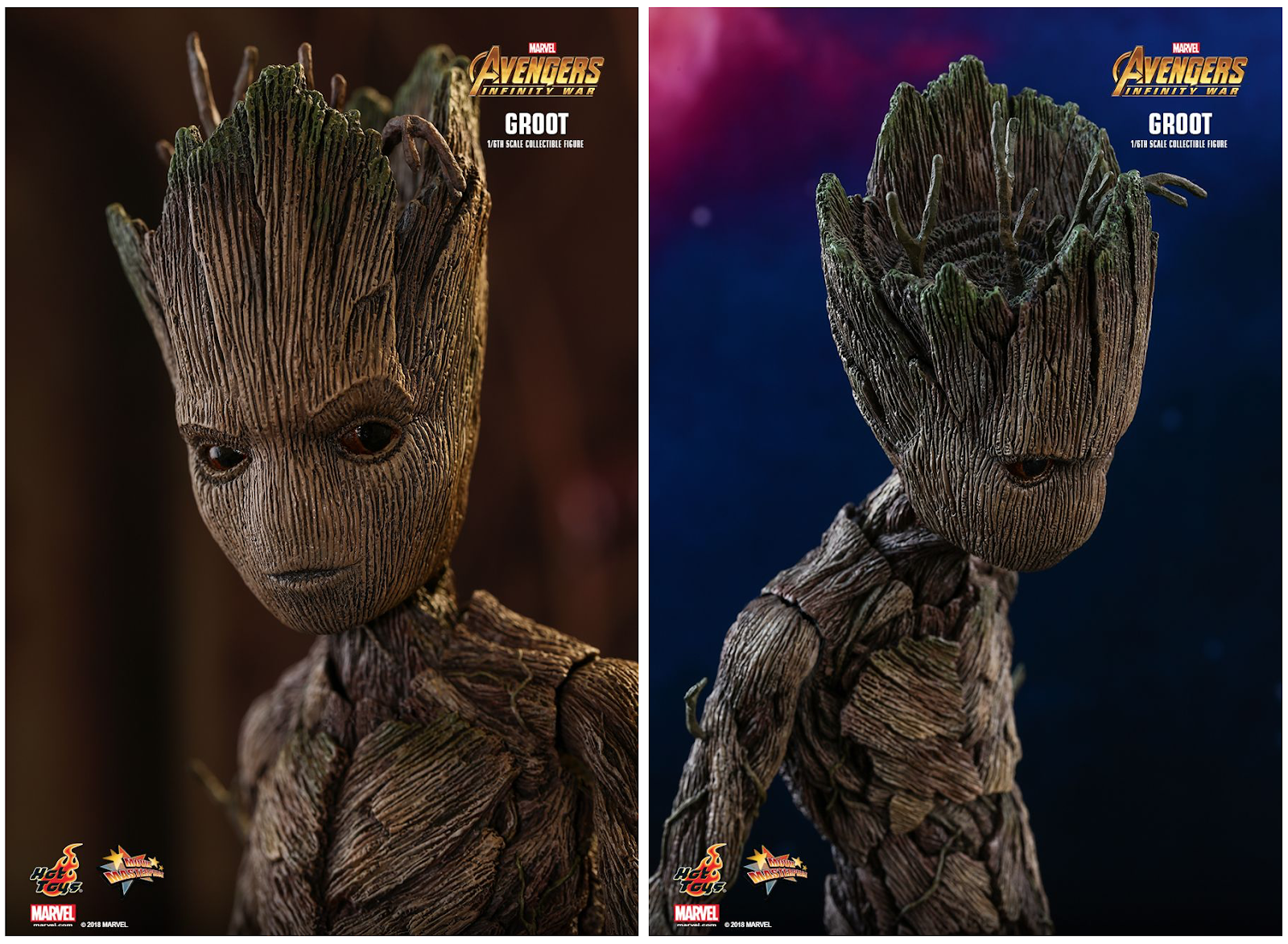 i just found out something about groot in infinity war - HD 1600×1173