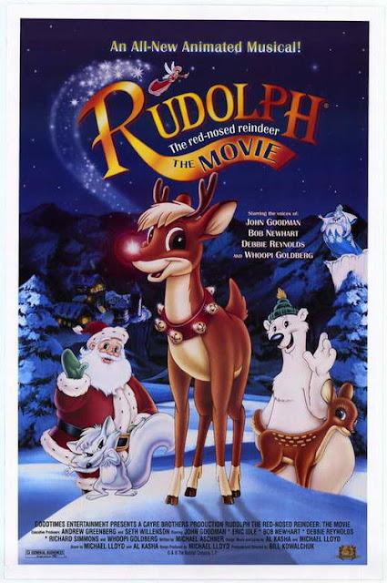 Pôster do filme Rudolph, A Rena do Nariz Vermelho filme natal