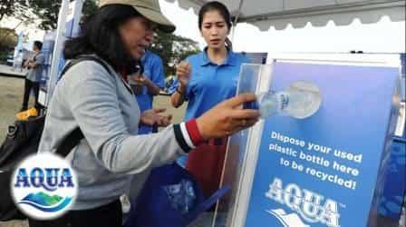 Intip Aksi Nyata Kampanye Lingkungan Danone – Aqua