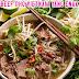 Resep Cara Membuat Beef Pho Vietnam Yang Enak