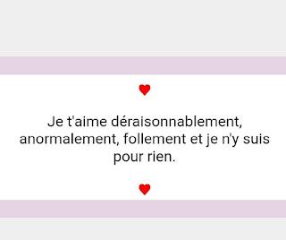 Les plus beaux SMS d'amour courts français