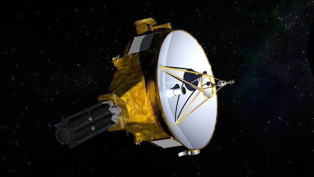 """Con vista a un """"cielo extraterrestre"""", una sonda de la NASA realiza el primer experimento de paralaje interestelar"""