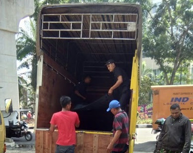 Sewa truk ekspedisi Malang Lampung