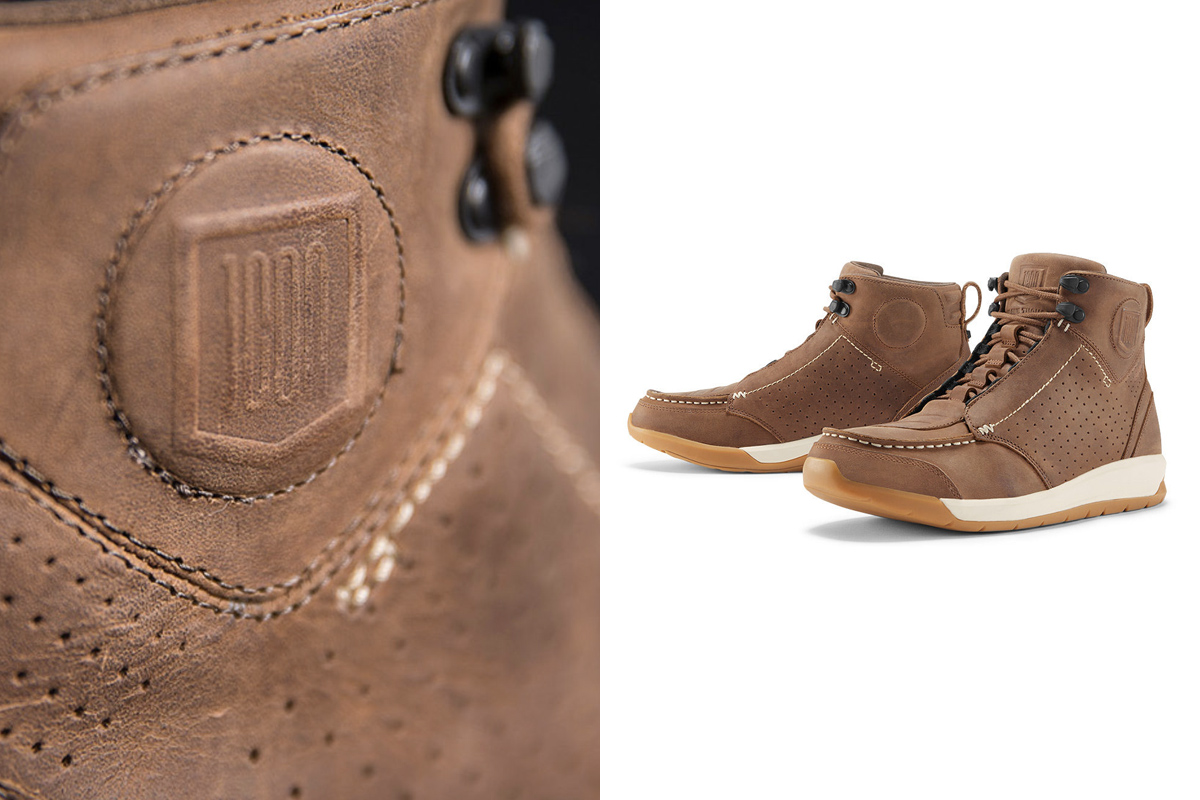 Riding Gear Icon 1000 Truant 2 Boot Return Of The Cafe