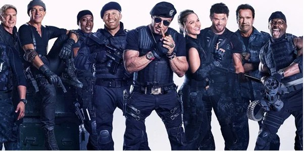 The Expendables 4  watch online