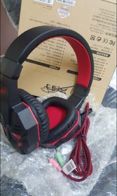 Headset Murah Berkualitas Cocok untuk Gaming
