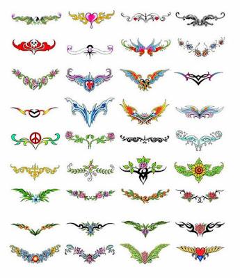 paginas de tatuajes bajo espalda diseños