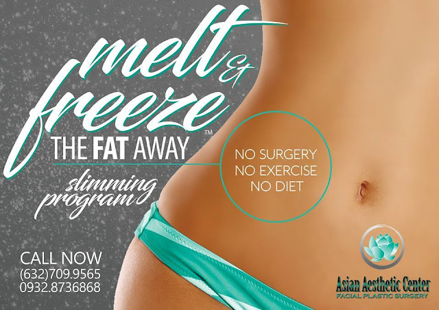 Melt and Freeze the Fat Away Asian Aesthetic Center