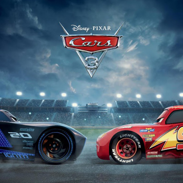 disney cars 3, disney movie cars 3, review filem cars 3 malaysia, lightning mc queen vs jackson storm, nilai positif dalam cars 3, malaysia parenting blogger
