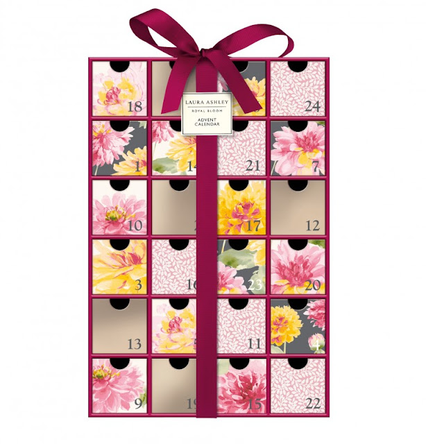 Laura Ashley Beauty Advent Calendar