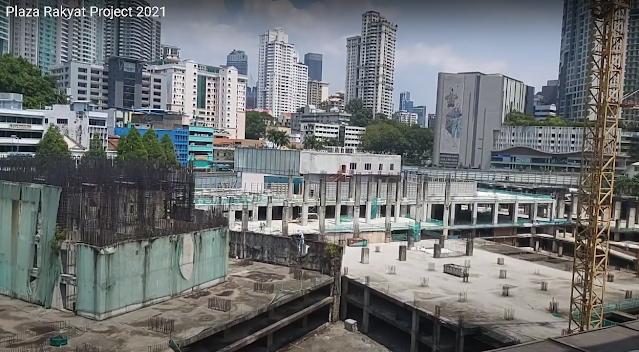Plaza Rakyat 2021