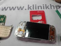 layar blank Nokia c2-03