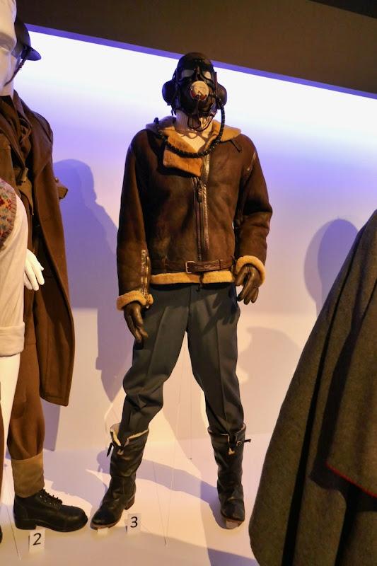 Tom Hardy Dunkirk pilot Farrier costume