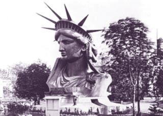 berdirinya patung liberty di amerika