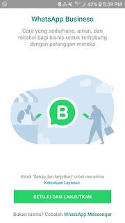 Cara Membuat Akun Whatsapp Bisnis Untuk Usaha Online