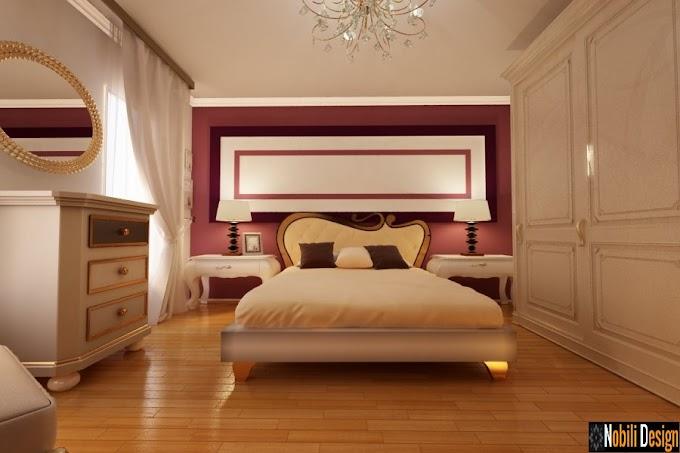 Design interior dormitor clasic - Design interior vila clasica Brasov