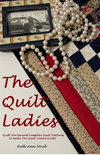 the quilt ladies quilt pattern book and quilt story book by beth ann strub
