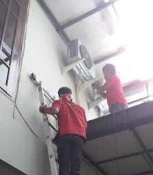 Jasa pasang AC Malang
