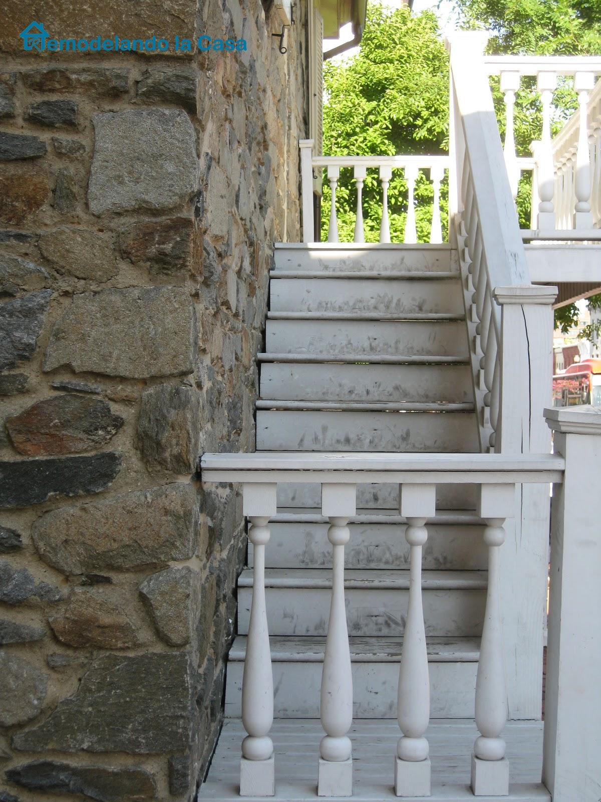 Old Stone House Remodelando La Casa
