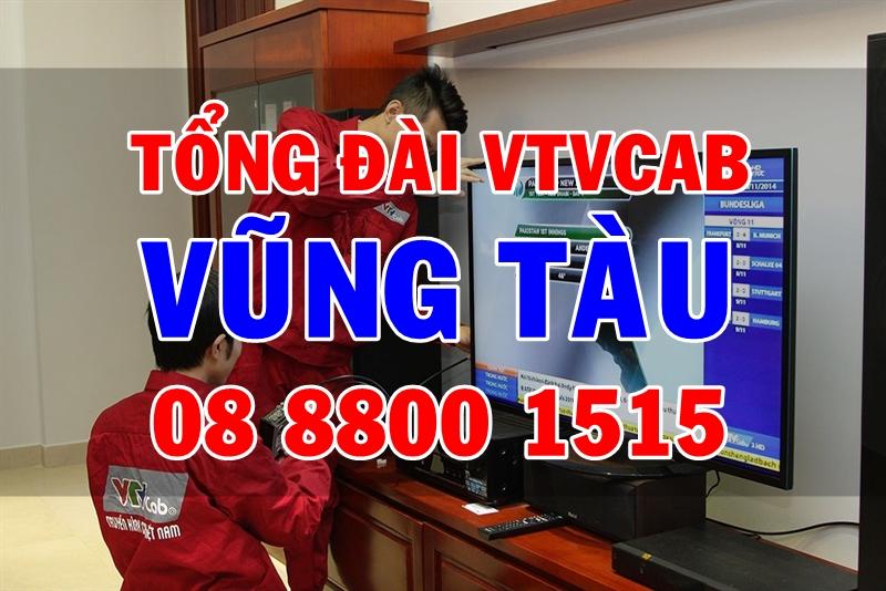 Tổng đài VTVcab Vũng Tàu - Truyền hình cáp Việt Nam