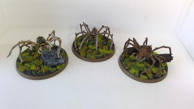 Giant Spiders (eBob)
