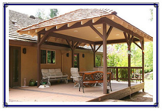 Able & Ready Construction can add a deck to your Prescott home for summer fun