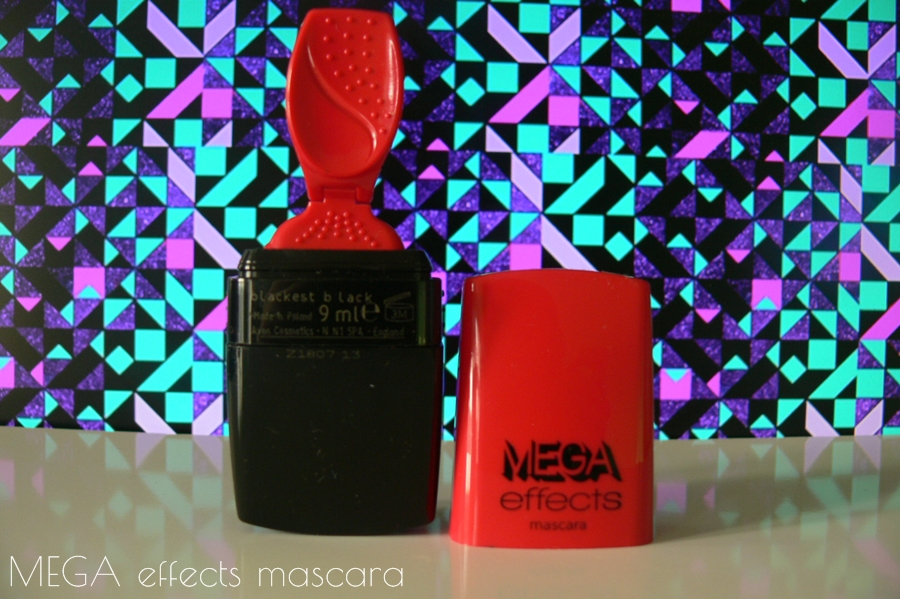 Mega Effects Mascara Tusz do rzęs