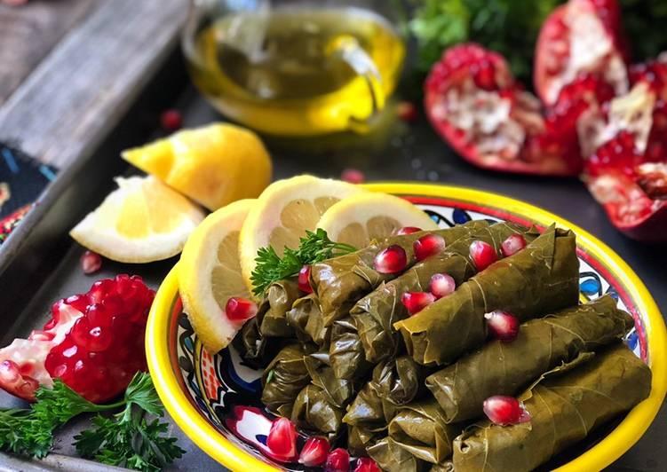 وصفة اليالنجي السوري  وبوصفة لذيذة ولاتقاوم