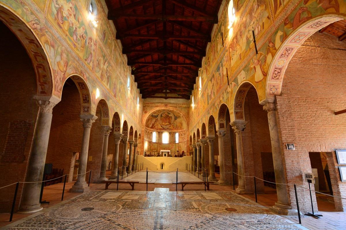 église abbatiale de Pomposa