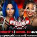 Sasha Banks vs Bianca Belair será o Main Event da primeira noite da Wrestlemania