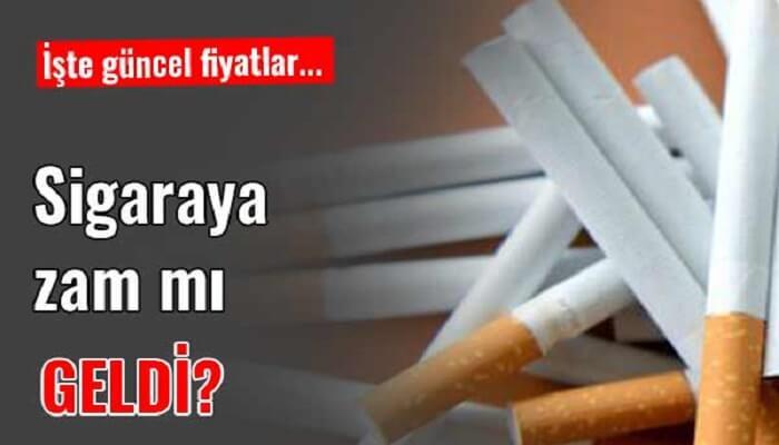 Sigaraya Zam Ne Zaman Gelecek, 2019 Sigara Zammı - Kurgu Gücü