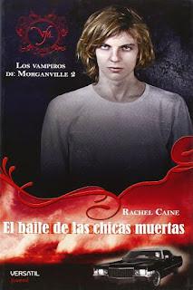 El baile de las chicas muertas    Los vampiros de Morganville #2   Rachel Caine