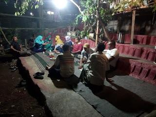kegiatan diskusi KAPORIT dengan organisasi masyarakat