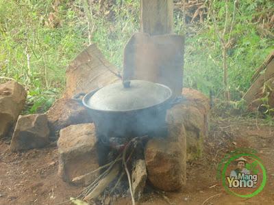 Tradisi Ngaliwet, Tradisi Sunda Jawa Barat