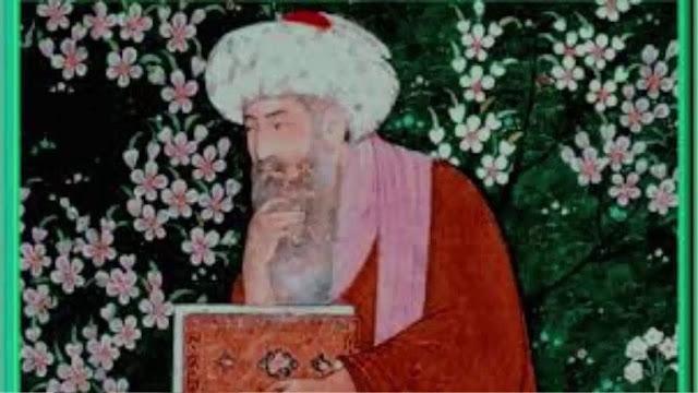 شرح أقوال ابن عربي :ثم قال لي: الوجود مني لا منك وبك لا بي.