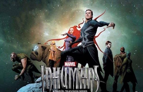 Sejarah Asal-Usul Inhumans