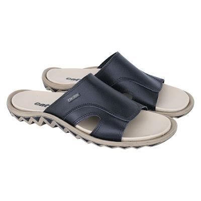 Sandal Kulit Pria Catenzo TU 044