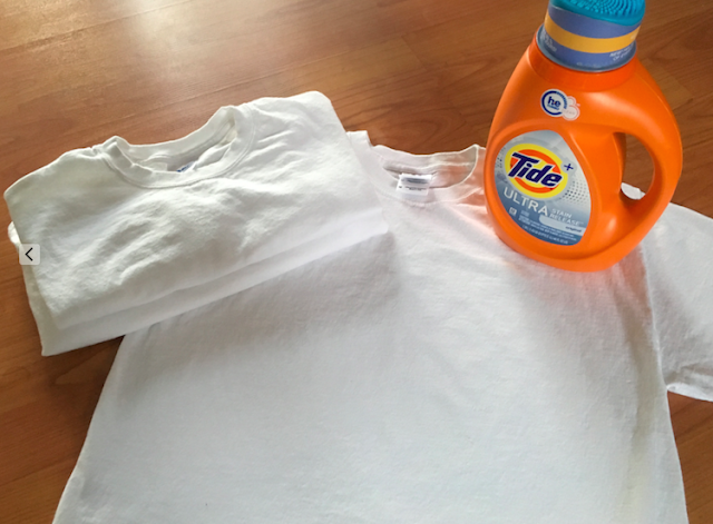 Tide Stain Warriors Challenge 1 #GetsItOut