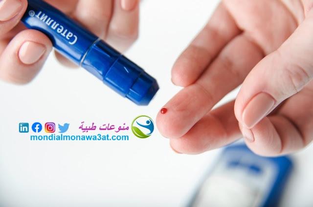 6 عادات تسبب الاصابة بداء السكري