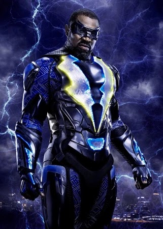 Black Lightning: Dc Universe new Super Hero