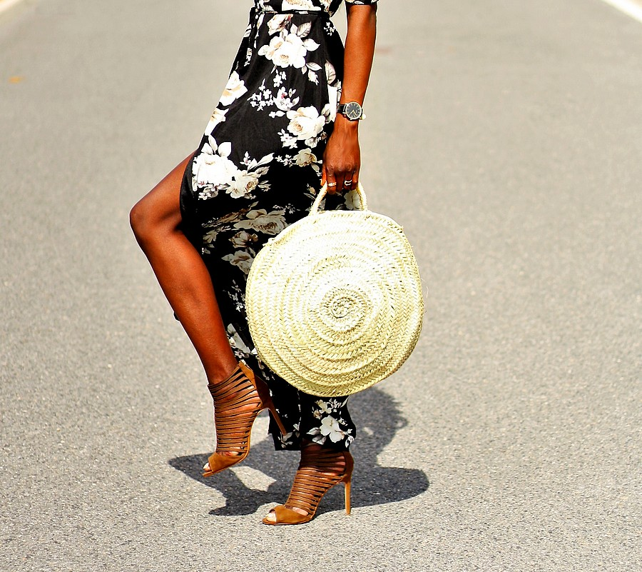 round-basket-bag