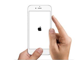 Cara Restart iPhone secara paksa