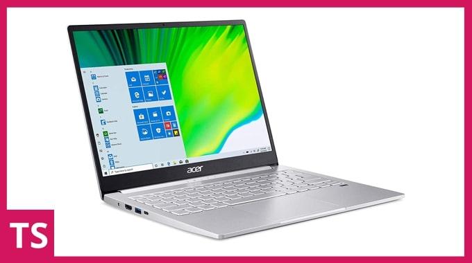 Acer Swift 3 SF313-53 laptop.