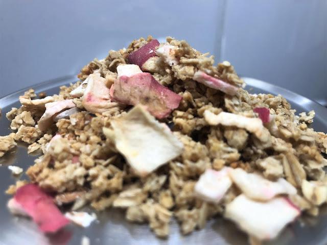 hiilihydraatit iltapala vaaka granola