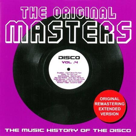 VA - The Original Masters: The Music History Of The Disco Volume