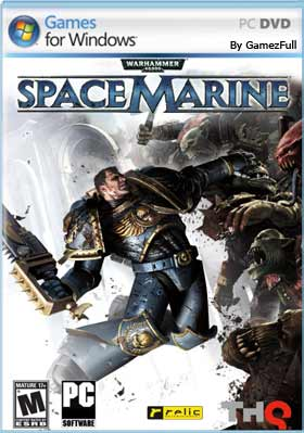 Descargar Warhammer 40000 Space Marine pc español mega y google drive /
